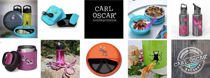 Carl Oscar Suecia